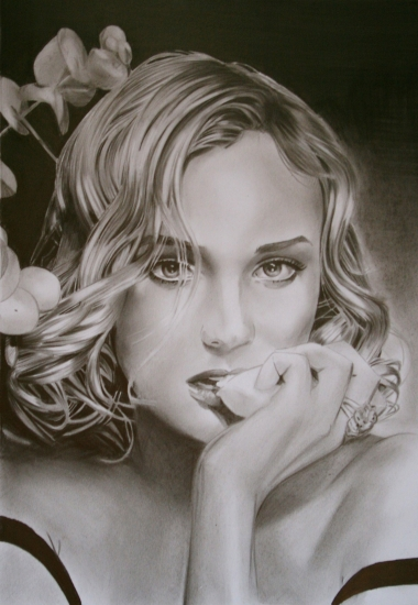 Diane Kruger by umberto